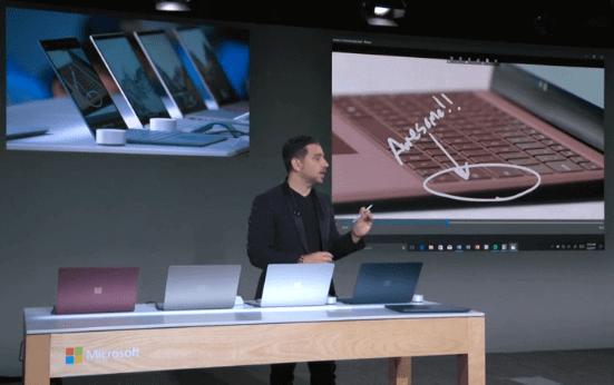 MicrosoftEDU SurfaceLaptop