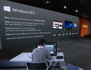 MicrosoftEDU Windows10S