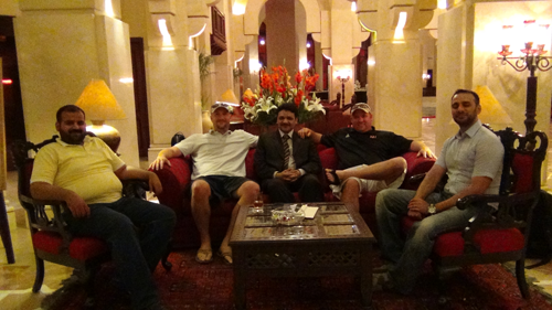 Serena Lounge in Islamabad Pakistan