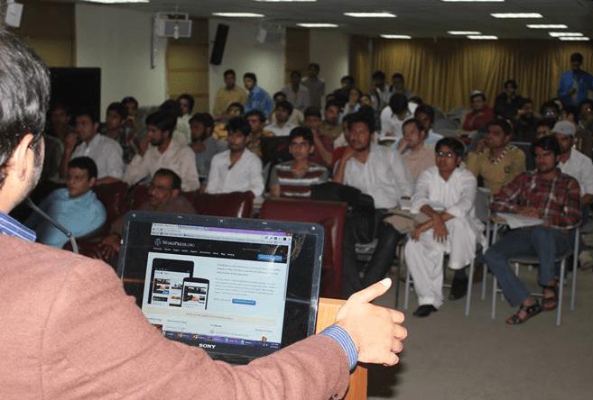Training Students