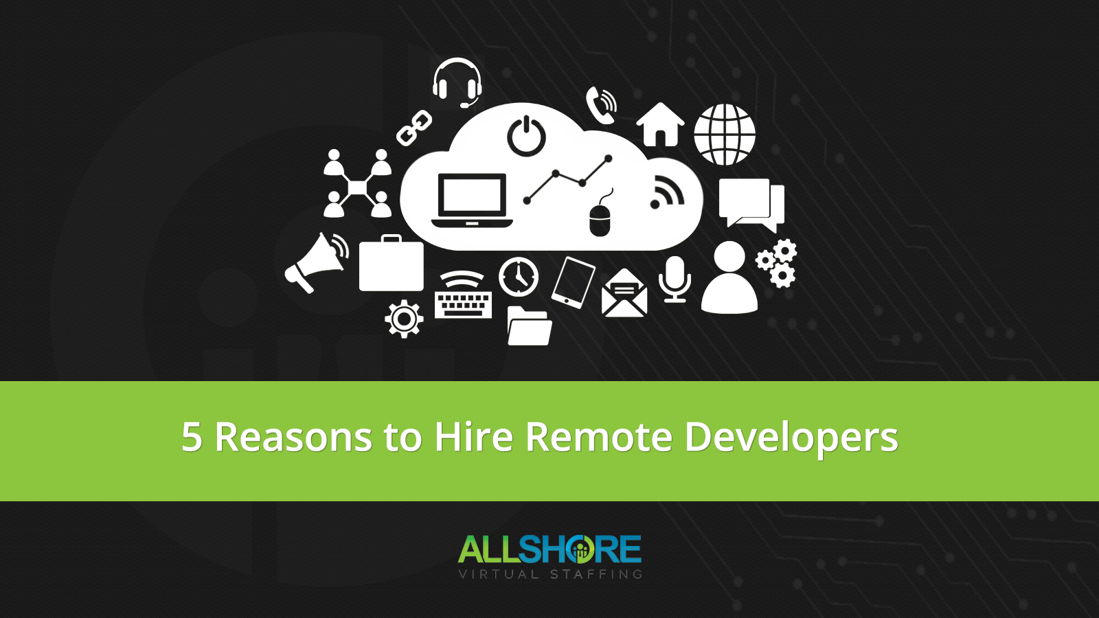 5 Reasons to Hire Remote Developers