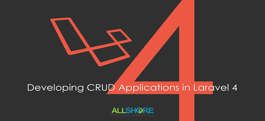 Developing CRUD Applications in Laravel 4