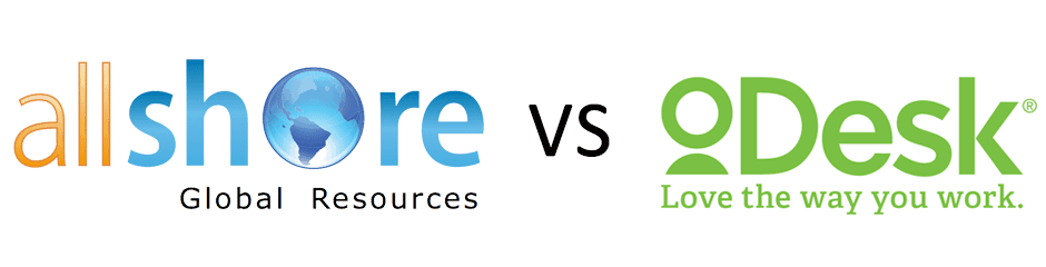 Advantages Offshore: Allshore versus oDesk
