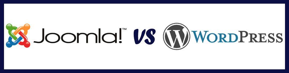 Joomla vs. WordPress Part I